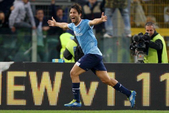 Consiguió la victoria a un solo tanto de Giuseppe Sculli y con esto se m...
