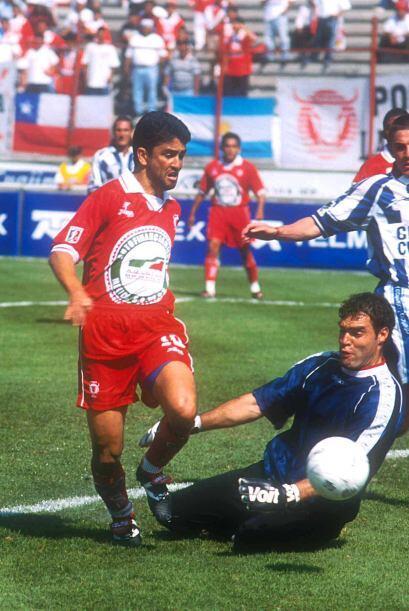 Además de Ronaldinho, que llegó a Querétaro a los 3...