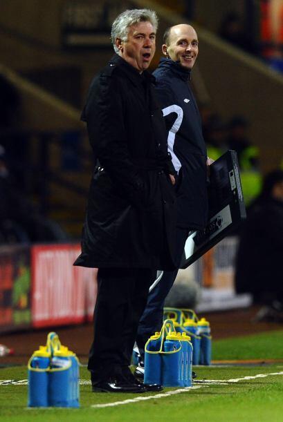 Los pupilos de Carlo Ancelotti ganaron 4-0.