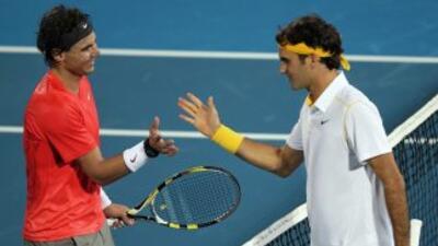 Este año será muy intenso para ambos tenistas.