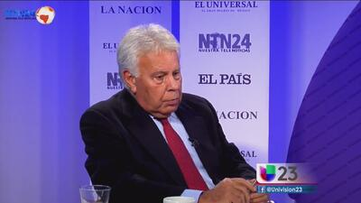 Expresidente de España defenderá a Leopoldo y Ledezma