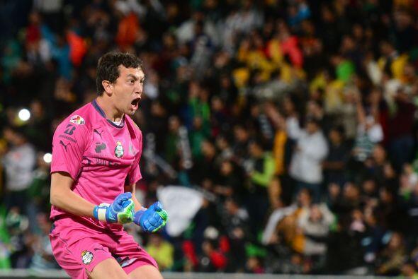Sin embargo, Santos obtuvo 24 goles en el campeonato, uno más que Tigres...