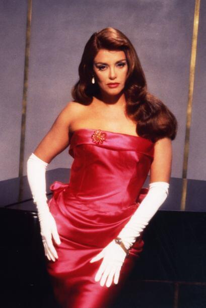 """Fue la inventora del concepto """"diva de telenovela"""", y este público ama eso."""