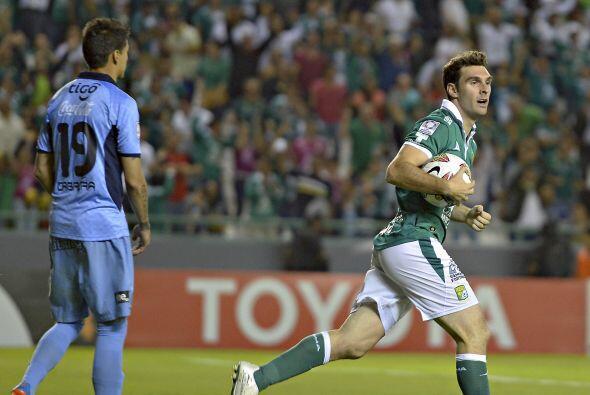Mauro Boselli anotó el 2 - 2 definitivo ante Bolívar. 'La Fiera' necesit...