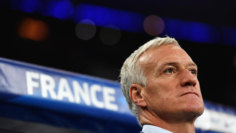 El estratega francés dio a conocer su decisión para la Copa del Mundo.