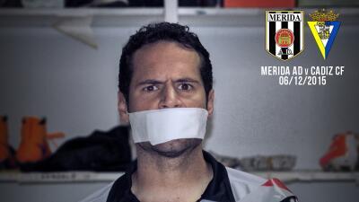 Mérida AD se burló del Real Madrid