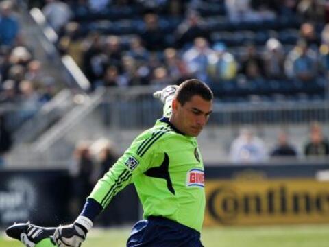 El veterano portero colombiano Faryd Mondragón es uno de los pila...