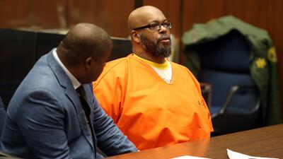 Suge Knight strikes plea for 2015 deadly hit and run