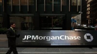 Las acciones de JPMorgan Chase cerraron la pasada sesión con un ascenso...