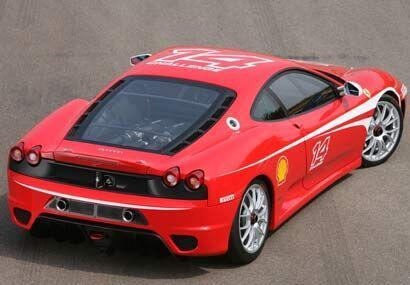 El nuevo F430 Challenge seguramente tendrá muchos compradores.