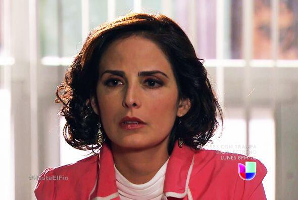 ¡Araceli jamás aceptará que son hermanas ni que ella se quedó con Salvador!