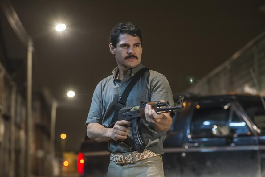 Marco de la O Joaquín Guzmán El Chapo