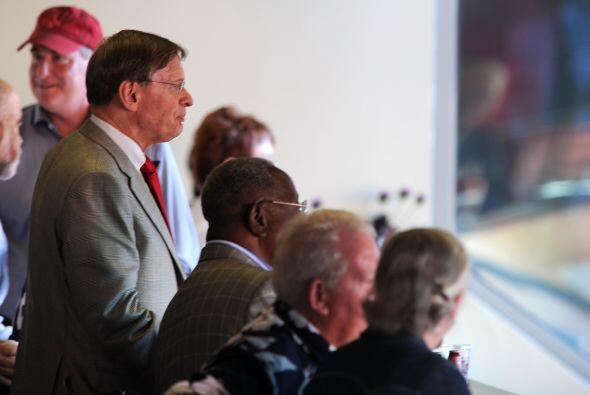 El comisionado de las Ligas Mayores, Bud Selig ratificó la celebración d...