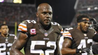 Tras dejar a Browns, D'Qwell Jackson expresó su deseo de ir a un equipo...