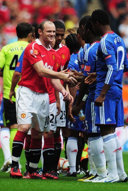 Manchester United y Chelsea, un duelo que ya luce como clásico inglés, s...