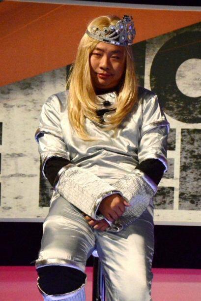 Ya-ta-Usa una chinita que no pudo viajar al espacio por no ser guapa.