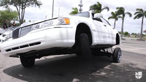 Hoppers: Así funciona el sistema que hace saltar un auto