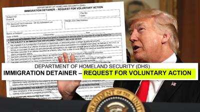 La administración de Trump asegura que las cárceles est&aa...