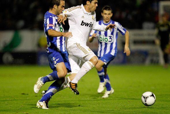 Real Madrid por fin debutó en la edición 2011-12 de la Copa del Rey. Los...
