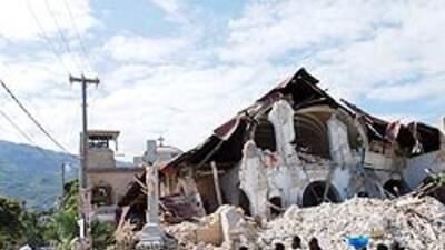 La crisis en Haití tras el terremoto, este domingo en Al Punto 4bd9b9602...