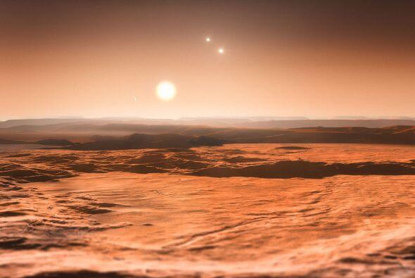 Científicos del Observatorio Austral Europeo (ESO) han descubierto el pr...