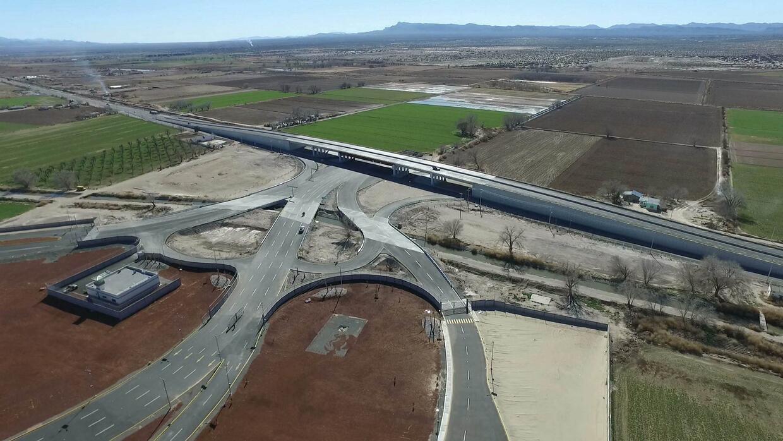 Puente Tornillo -Guadalupe