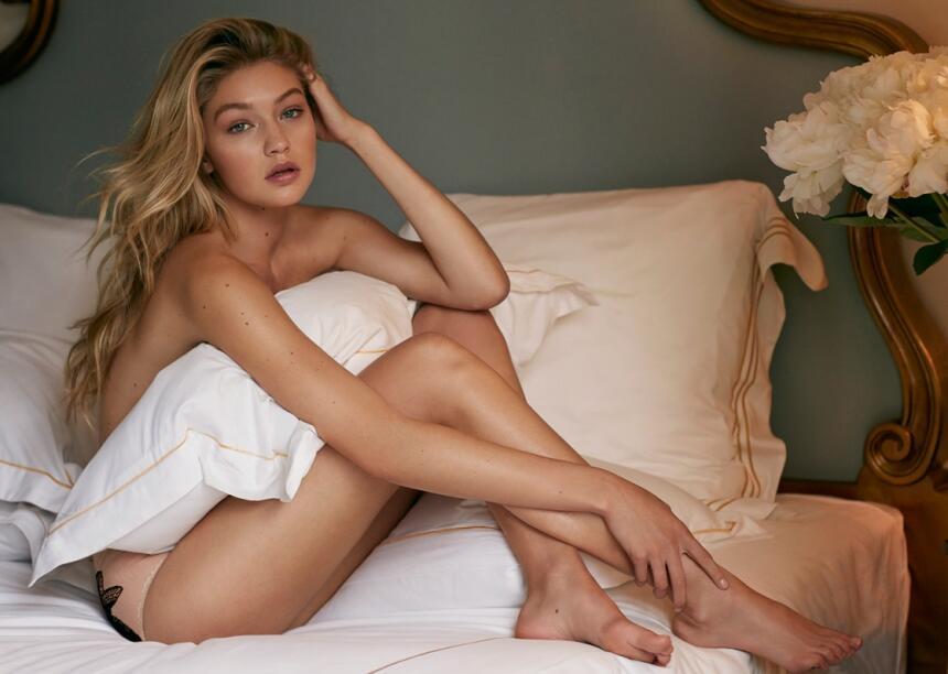 La bella modelo estadounidense es una gran fanática del tenis ya en oca...