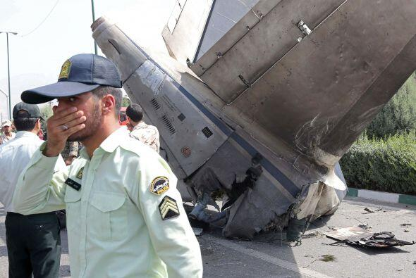 Los muertos son todos iraníes, confirmaron a Efe fuentes diplomáticas en...