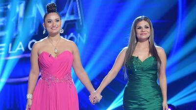 Beatriz Montes y Lluvia Vega en peligro de eliminación