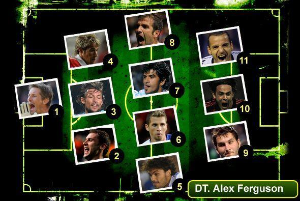 Una vez más, Univisionfutbol.com te trae el 11 ideal de la Champions Lea...