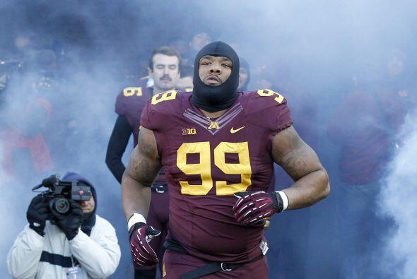 21. Ra'Shede Hageman, DT, Minnesota (AP-NFL).
