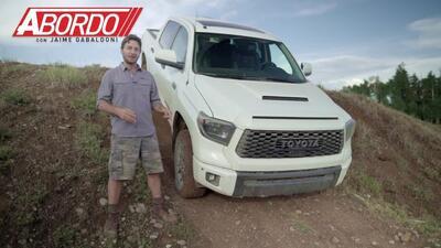 Toyota Tundra TRD Pro 2019 | Prueba A Bordo completa