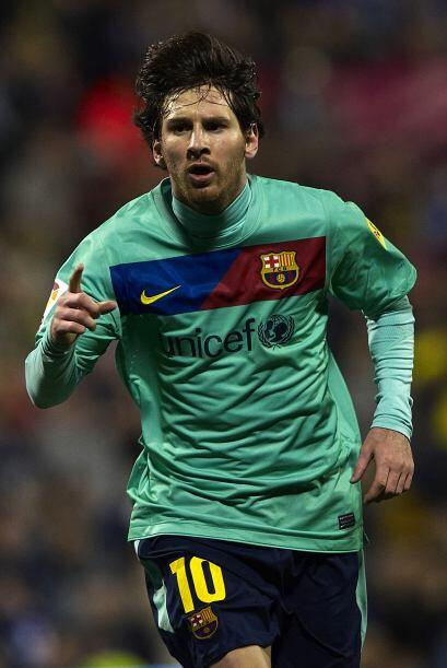 Barcelona y Lionel Messi siguen rompiendo récords.