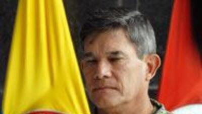 Freddy Padilla, ministro de Defensa de Colombia, presentó su renuncia al...