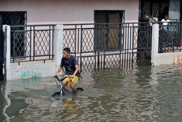 """""""Se espera que las lluvias se reduzcan en la zona Caribe a mediados de n..."""