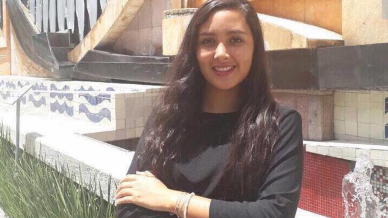 Mara Castilla tenía 19 años de edad y era estudiante de Ciencias Polític...