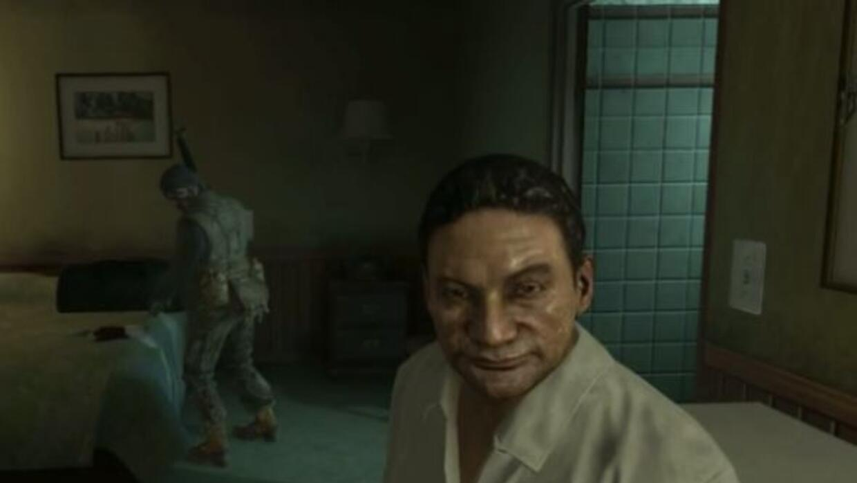El ex dictador panameño, Manuel Noriega, está demandando a Activision po...