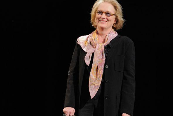 Nacida Mary Louise Streep el 22 de junio de 1952 en Summit, New Jersey,...