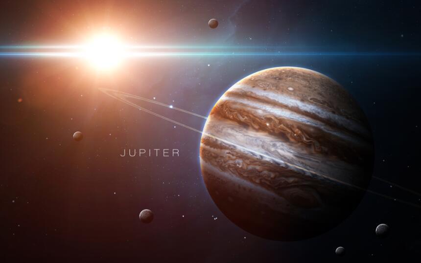 Sagitario Tu regente es el planeta Júpiter Su función es expandir, con...