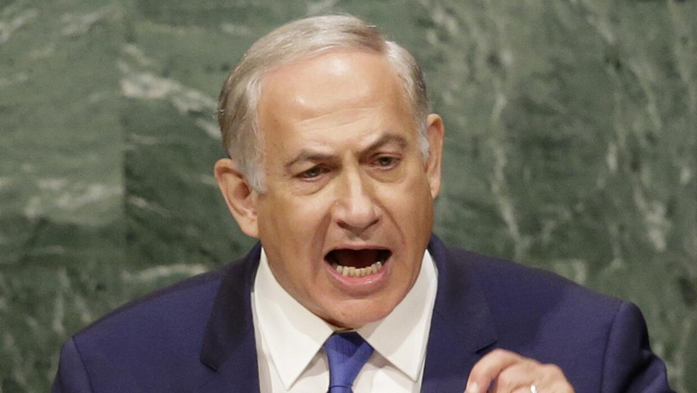 Netanyahu en las Naciones Unidas