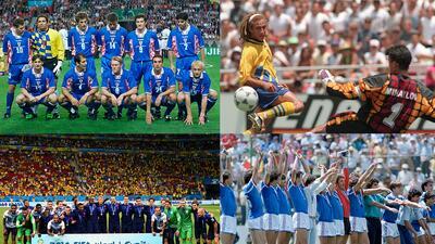 En fotos: Los partidos por el tercer puesto en la Copa del Mundo