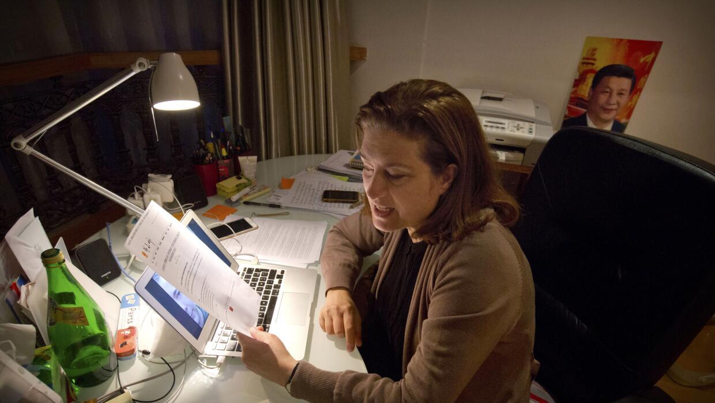 Ursula Gauthier.
