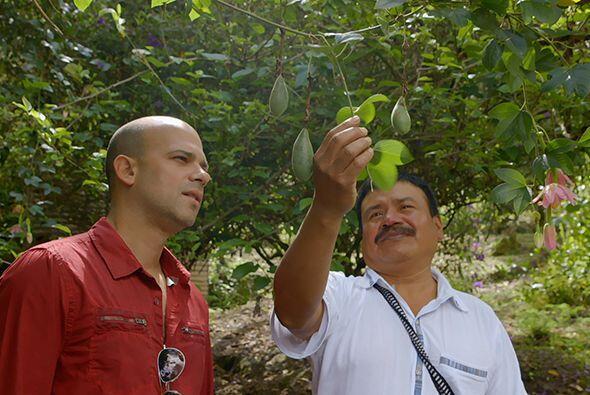Durante el programa, el doctor Juan además se entrevistó con Tata Luis M...