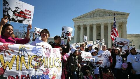 La Corte Suprema de Justicia alista histórico fallo que decidir&a...