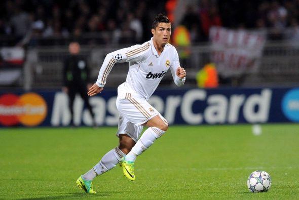 Cristiano no para de meter goles.