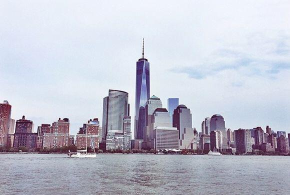Las 'selfies' de William Valdes desde Nueva York