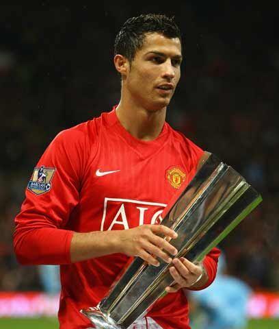 Jugador galardonadoEn sus 5 años de carrera Cristiano Ronaldo puede jact...