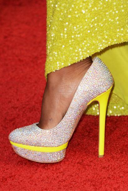 Por lo que nos gustaría no ver este 2015, tantos zapatos con glitter, al...