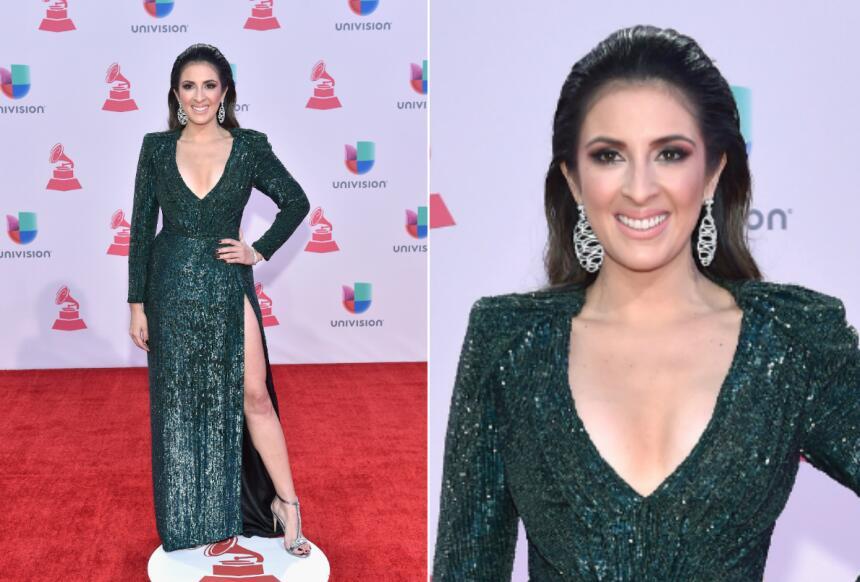 Maquillaje Latin GRAMMY 2015