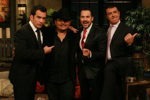 'Chuy Lizárraga' ha forjado una carrera de éxitos gracias...
